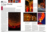 "My new travel photography column ""On the Road"" in the September 2013 issue of Shutterbug Magazine. The magazine is bi-monthly and the column will appear in every issue."