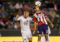 Club Deportivo Chivas USA vs DC United August 29 2010
