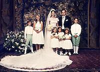 Princess Madeleine & Christopher O'Neill Royal Wedding Official photos - Sweden.