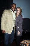 Sean Ringgold and Gina Tognoni attending the Conversation with the cast of One Life to Live at the Paley Center for .Media by SAG on November 2, 2010 in New York City. .Photo by Robin Platzer/ Twin Images
