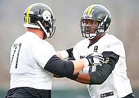 Steelers Practice: December 11, 2015