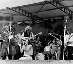 Rolling Stones 1969 Hyde Park Concert Mick Jagger, Mick Taylor, Charlie Watts and Bill Wyman