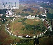 Accelerator rings, Fermilab, Illinois, USA