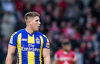 Picture by Allan McKenzie/SWpix.com - 04/03/2017 - Rugby League - Betfred Super League - Salford Red Devils v Warrington Wolves - AJ Bell Stadium, Salford, England - Tom Lineham.