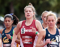 Stanford Track and Field vs California - 123rd Big Meet, April 11, 2017