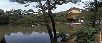 """Asie/Japon/Kyoto: Le pavillon d'Or ou """"Kinkaku-ji"""""""
