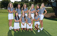 Stanford Golf W Portraits and Team Photo, October 5, 2016
