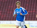 St Johnstone FC...2012-13.Murray Davidson.Picture by Graeme Hart..Copyright Perthshire Picture Agency.Tel: 01738 623350  Mobile: 07990 594431