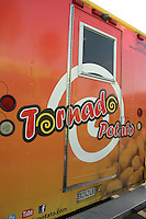 1st Annual Los Angeles Guitar Festival, July 2011.  Tornado Potato food truck.