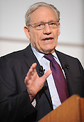 Bob Woodward speaks at UA