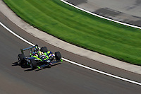 10-18 May 2008, Indianapolis, Indiana, USA. E.J. Viso's Honda/Dallara.©2008 F.Peirce Williams USA.
