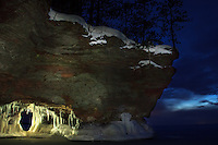 &quot;A Night at the Ice Caves&quot;<br />