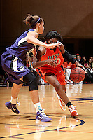 SAN ANTONIO, TX - DECEMBER 20, 2010: The Kansas State University Wildcats vs. The University of Texas at San Antonio Roadrunners Women's Basketball at the UTSA Convocation Center. (Photo by Jeff Huehn)