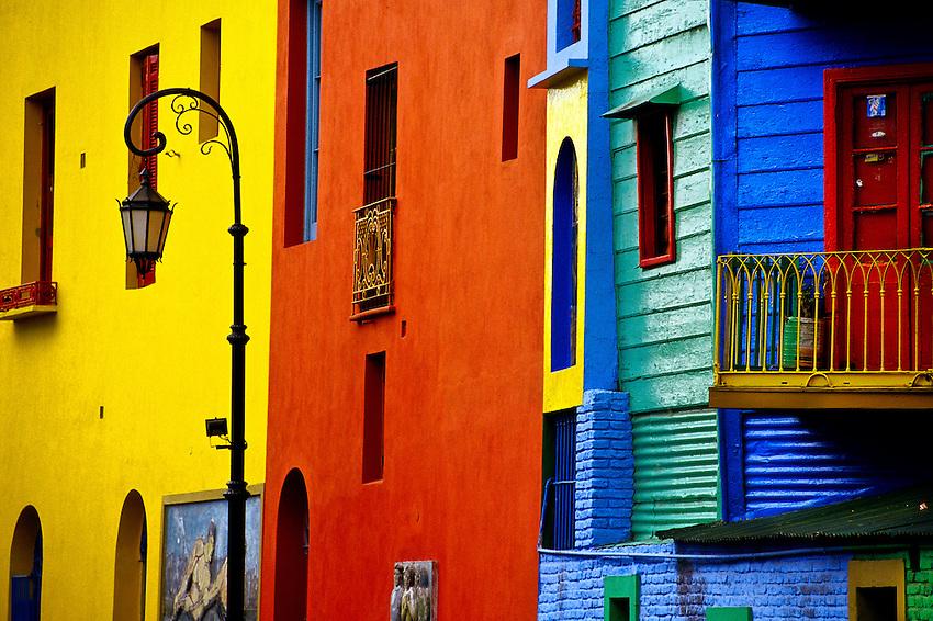 نتیجه تصویری برای 5. La Boca, Buenos Aires, Argentina