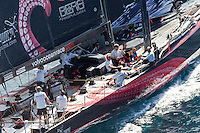 BRAZIL, Itajai. 6th April 2012. Volvo Ocean Race, Leg 5, Auckland-Itajai. Puma Ocean Racing powered by BERG.
