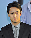 Dai Watanabe, June 07, 2012 : Tokyo, Japan : Actor Dai Watanabe attends a premiere for the film &quot;Rinjo&quot; in Tokyo, Japan, on June 7, 2012. (Photo by AFLO)
