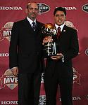 2006.11.09 MLS MVP Announcement