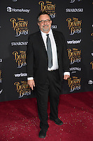 Don Hahn at the premiere for Disney's &quot;Beauty and the Beast&quot; at El Capitan Theatre, Hollywood. Los Angeles, USA 02 March  2017<br /> Picture: Paul Smith/Featureflash/SilverHub 0208 004 5359 sales@silverhubmedia.com