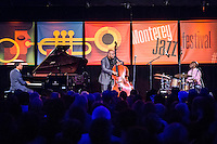 Christian McBride Trio - 2014 Monterey Jazz Festival