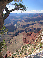 Grand Canyon Nat`l Park, South Rim,  Arizona, USA