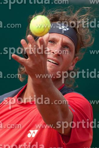 16.04.2010, Country Club, Monte Carlo, MCO, ATP, Monte Carlo Masters, im Bild David Nalbandian (ARG), EXPA Pictures © 2010, PhotoCredit: EXPA/ M. Gunn / SPORTIDA PHOTO AGENCY