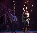 London, UK. 12.07.2012. Matthew Bourne's PLAY WITHOUT WORDS opens at Sadler's Wells. Cast includes: Adam Maskell, Christopher Trenfield, Richard Winsor, Madelaine Brennan, Saranne Curtin, Anjali Mehra, Daniel Collins, Alastair Postlethwaite, Neil Westmoreland, Anabel Kutay, Hannah Vassallo, Jonathan Ollivier. Photo credit: Jane Hobson.