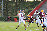 Northwest Community College vs. Pearl River Community College in Senatobia, Miss. on Thursday, September 2, 2011. Northwest won 56-55 in overtime.....