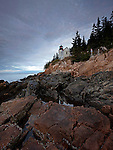 Sunrise, Bass Harbor Lighthouse, Maine