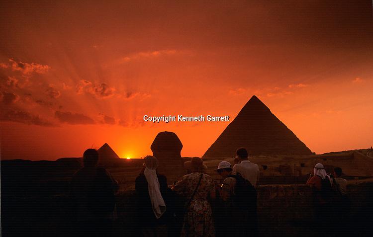Egypt's Old Kingdom; Giza Plateau; Giza; Egypt