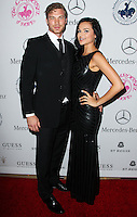 BEVERLY HILLS, CA, USA - OCTOBER 11: Derek Theler, Christina Ochoa arrive at the 2014 Carousel Of Hope Ball held at the Beverly Hilton Hotel on October 11, 2014 in Beverly Hills, California, United States. (Photo by Celebrity Monitor)