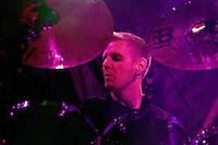 Mastodon performing at Vodafone Arena, 15 April, 2007