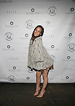 Christina Nicholas Wearing Gilles Montezin Attends Quincy Jones' Jazz Foundation of America's 13th Annual A Great Night in Harlem Held at The Apollo
