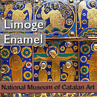 Gothic Limoges Enamel of National Museum of Catalan Art (MNAC) - Pictures & Images