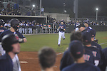 Ole Miss vs. TCU in baseball action at Lupton Stadium in Fort Worth, Texas on Friday, February 17, 2012. Ole Miss won 7-4.