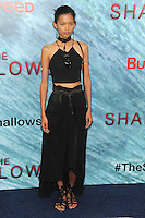 """NEW YORK, NY - June 21:  Karmay Ngai attends the NEw York premiere for """"The Shallow"""" at the Loews AMC on June 21, 2016   in New York City .  Photo Credit: John Palmer/ MediaPunch"""