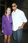 June 05, 2012: Kendra Wilkinson and Hank Baskett at PIX11 Morning News in New York City to discuss her new reality show, 'Kendra On Top'. &copy; RW/MediaPunch Inc. ***NO GERMANY***NO AUSTRIA***