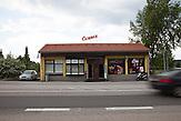 """""""CASIBAR"""" in der Nähe der ehemaligen Grenzstation in Dolni Dvoriste - von 1955 bis 1989 lag der Ort am Eisernen Vorhang."""