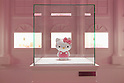 "June 29, 2011,Swarovski and Hello Kitty collaboration jewelry line - Swarovski presents ""House of Hello Kitty"" makes a debut at Omotesando Hills in Tokyo, Japan. This is also a charity event to help the Earthquake victims of Japan."
