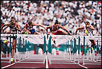 Men's 110m hurdles, Summer Olympics, Atlanta, Georgia, USA, July 1996