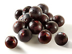 Photos &amp; pictures of the Brazilian acai berries the super fruit anti oxident from the Amazon. Acai berries has been used to help weight loss. Stockfotos &amp; fotos