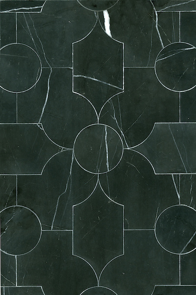 Name: Chatham 2 <br /> Style: Classic<br /> Product Number: CB0904<br /> Description: Chatham 2 in Nero Marquina (h)