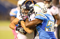 10/15/12 Denver Broncos at San Diego Chargers