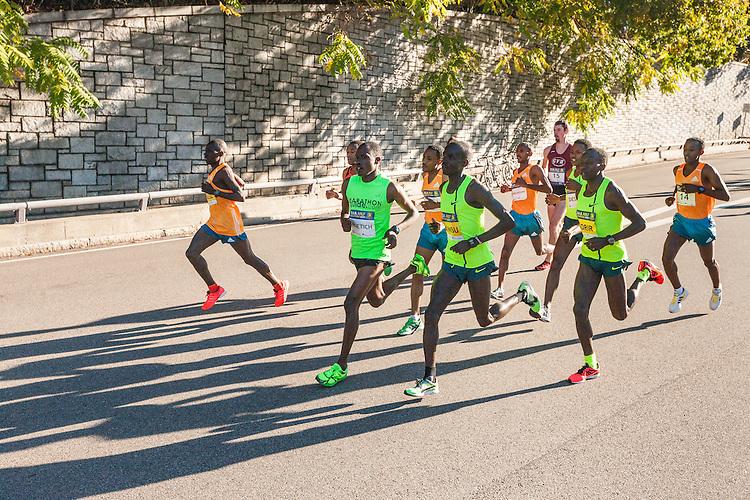 BAA Half Marathon 2014