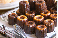 caneles saint emilion bordeaux france