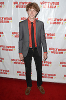"""HOLLYWOOD, CA - AUGUST 18:  Joey Luthman at """"Child Stars - Then and Now"""" Exhibit Opening at the Hollywood Museum on August 18, 2016 in Hollywood, California. Credit: David Edwards/MediaPunch"""