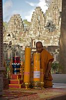 Pagoda, near Baton Temple Cambodia, siem reap