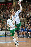 Christian Schöne (FAG) im Sprungwurf