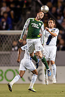 Los Angeles Galaxy vs Portland Timbers April 14 2012