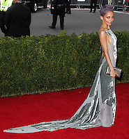 """NEW YORK CITY, NY, USA - MAY 05: Nicole Richie at the """"Charles James: Beyond Fashion"""" Costume Institute Gala held at the Metropolitan Museum of Art on May 5, 2014 in New York City, New York, United States. (Photo by Xavier Collin/Celebrity Monitor)"""