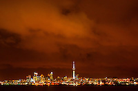New Zealand-Auckland-Skyline